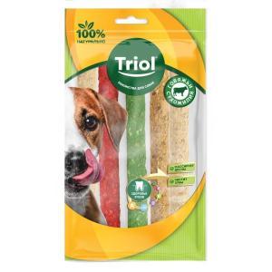 Лакомства для собак Triol, 25 г, сыромятная кожа, 5 шт.