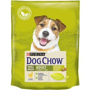 Корм для собак Purina Dog Chow Adult Small Breed, 800 г, курица