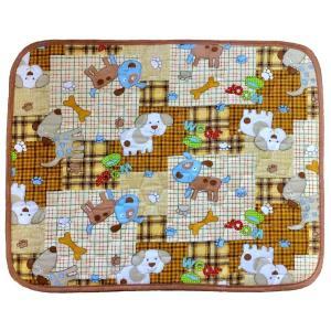 Многоразовая пеленка для животных Show Dog, размер 55х70см., цвета в ассортименте