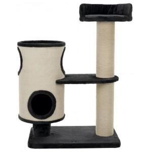 Домик-когтеточка для кошек Trixie Emilian, размер 70x45x108см., антрацит