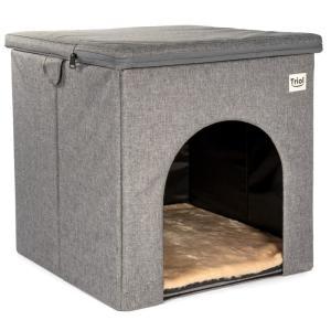 Дом для животных Triol Оптима, размер 42x42x42см.
