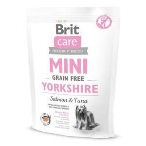 Корм для собак Brit Care MINI Yorkshire, 400 г, тунец с лососем