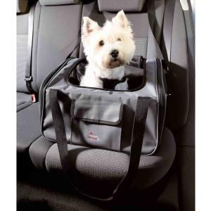 Автомобильная сумка для собак Trixie, размер 44х30х38см.