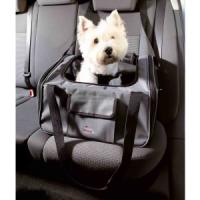 Фотография товара Автомобильная сумка для собак Trixie, размер 44х30х38см.