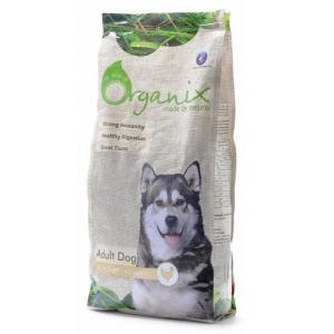 Корм для собак Organix Adult Dog Lamb, 18 кг