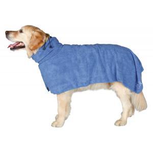 Полотенце-попона для собак Trixie XL, размер 75см., синий