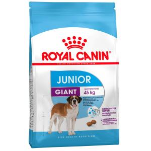 Корм для щенков Royal Canin Giant Junior, 15 кг