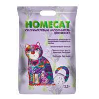 Фотография товара Наполнитель для кошачьего туалета Homecat Лаванда, 5.07 кг