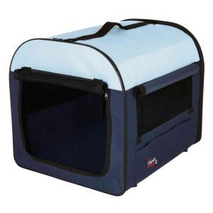 Сумка-переноска для собак и кошек Trixie Kennel XS, размер 32х32х47см.