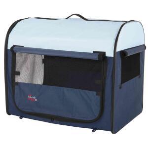 Сумка-переноска для собак Trixie Kennel L, размер 80х55х65см.