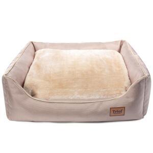 Лежак для собак и кошек Triol Сахара L, размер 57х50х17см.