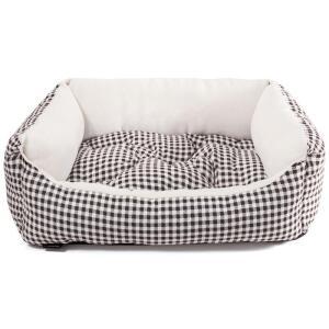 Лежак для собак и кошек Гамма Кантри макси, размер 52х45х17см.