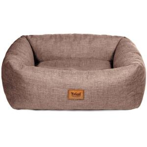 Лежак для собак и кошек Triol Аризона S, размер 47х37х16см.