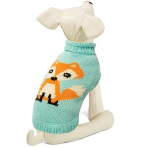 Свитер для собак Triol Лисичка XL, размер 40см.