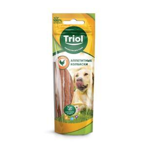 Лакомство для собак Triol, 40 г, говядина