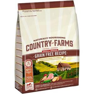 Корм для взрослых собак Country Farms, 2.5 кг