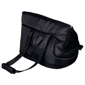 Сумка-переноска для собак Trixie Riva, размер 26×30×45см., черный