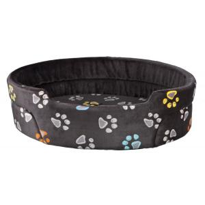 Лежак для собак Trixie Jimmy M, размер 75х65см., серый