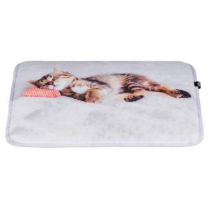 Лежак для кошек Trixie Nani, размер 40x30см., серый