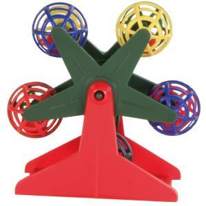 Игрушка для птиц Trixie Ferris Wheel, размер 10см.