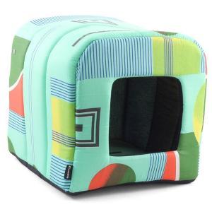 Домик для собак и кошек Гамма Дг-06300, размер 32х37х32см., цвета в ассортименте