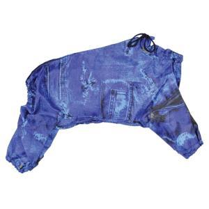 Комбинезон для собак Гамма Китайская хохлатая, размер 36х27х15см., цвета в ассортименте