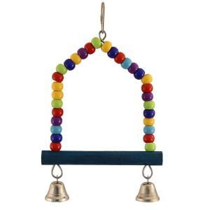 Игрушка для птиц Triol BR54, размер 22х15.5см., цвета в ассортименте