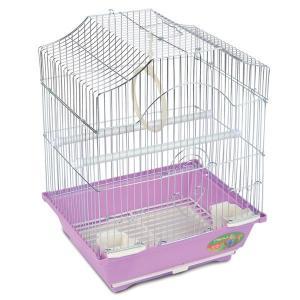 Клетка для птиц Triol 2112Z, размер 30х23х39см., цвета в ассортименте