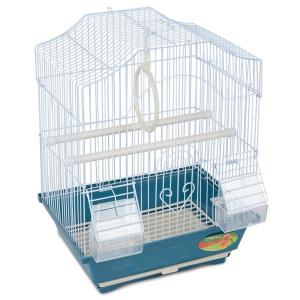 Клетка для птиц Triol 2112A, размер 30х23х39см., цвета в ассортименте