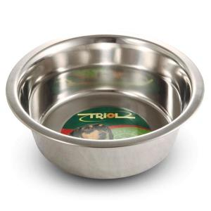 Миска для собак Triol 1601, 200 мл, размер 11х11х4.5см.