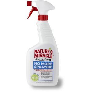 Средство-антигадин для кошек 8 in 1 JFC No More Spraying, 710 мл