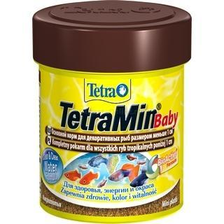 Корм для мальков Tetra  Min Baby, 47 г, 66 мл - Интернет зоомагазин MyPet-Online.ru
