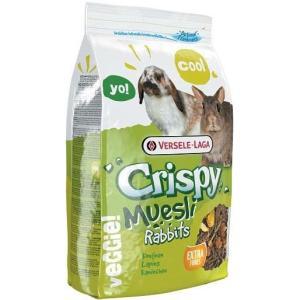 Корм для кроликов Versele-Laga Crispy, 1.1 кг