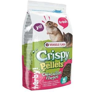 Корм для шиншилл и дегу Versele-Laga Crispy, 1.1 кг, семена