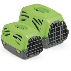 Переноска для собак и кошек MPS Sirio Big, размер 64х39х39см., зелёный