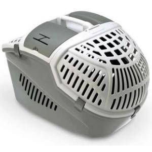 Переноска для собак и кошек MPS Avior, размер 57.5х39х40.5см., серый