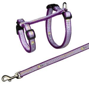 Шлейка для кошек Trixie Cat Harness XL, размер 34х57х1.3см., цвета в ассортименте