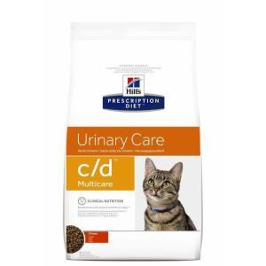 Корм для кошек Hill's Prescription Diet C/D, 1.5 кг, курица