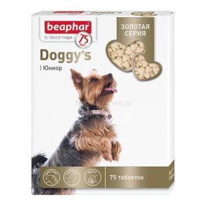 Витамины для щенков Beaphar Doggy's Junior, 75 таб.