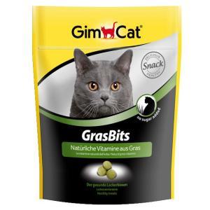 Лакомство для кошек GimCat GrasBits, 40 г
