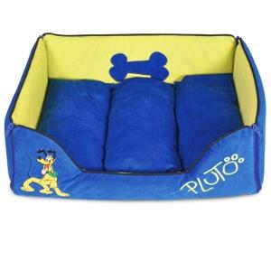 Лежанка для собак и кошек Triol Pluto-1, размер 48х38х15см.