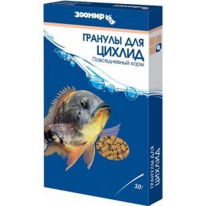 Корм для рыб Зоомир, 30 г