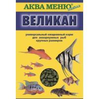 Фотография товара Корм для рыб Аква Меню Великан, 35 г