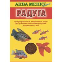 Фотография товара Корм для рыб Аква Меню Радуга, 25 г