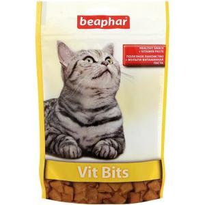 Лакомство для кошек Beaphar Vit Bits, 150 г