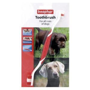 Зубная щетка для собак и щенков Beaphar Toothbrush