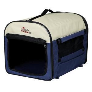 Сумка-переноска для собак и кошек Trixie Kennel S, размер 40х40х55см.