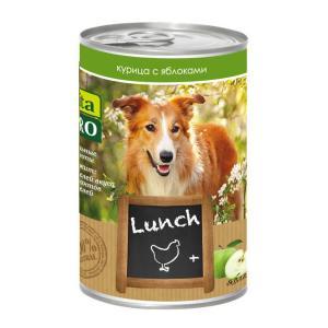 Корм для собак Vita Pro LUNCH, 200 г, курица,яблоки