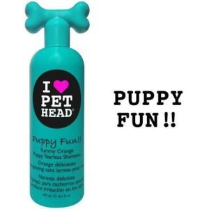 Шампунь для щенков Pet Head Puppy Fun