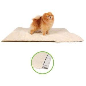 Лежак для собак Triol Самогреющий S, размер 74х46х5см.